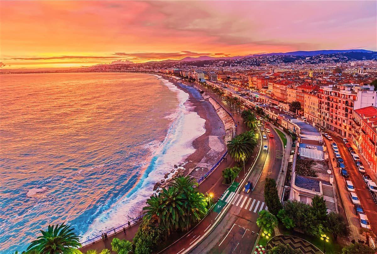 Atlanta to Nice, France $491 RT Airfares on British Airways (Travel December-March 2020)