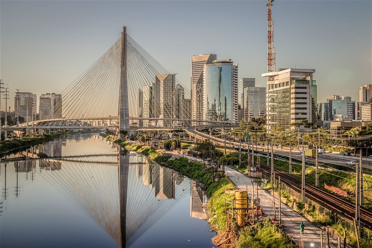 Los Angeles to Sao Paulo Brazil $450 RT Airfares on LATAM Airlines (Travel January-February 2020)