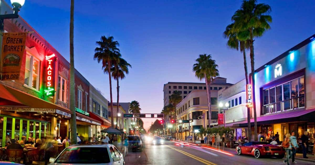 Philadelphia to West Palm Beach FL or Vice Versa $91 RT Nonstop Airfares on American Airlines BE (Travel Dec-June 2020)