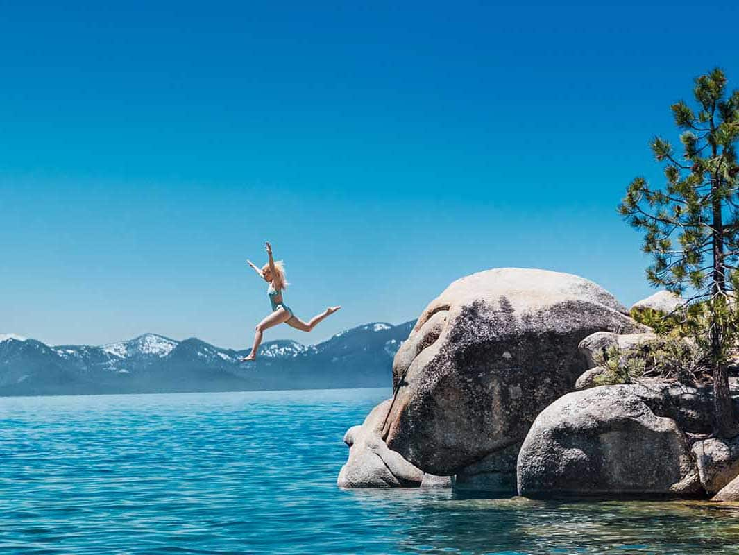 New Jersey to Reno / Lake Tahoe or Vice Versa $185 RT Airfares on United Airlines BE (Travel January-May 2020)