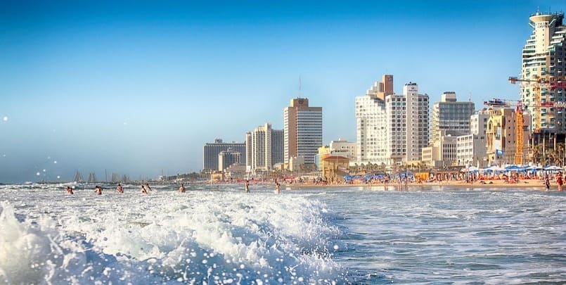 New York to Tel Aviv Israel $571 RT Airfares on Iberia Airlines Economy Light (Limited Travel January-February 2020)