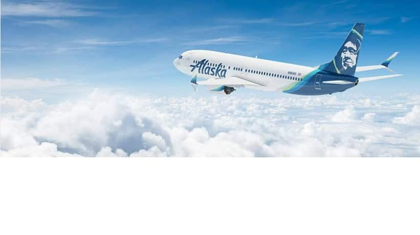 Alaska Airlines One-Way Saver Fares Starting From $29 Select Destinations - Book by January 9, 2020