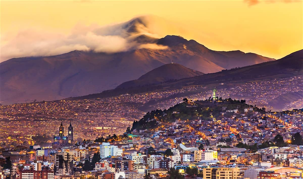 Raleigh NC to Quito Ecuador $380 RT Airfares on JetBlue Airways Basic Blue (Limited Travel March-May 2020)