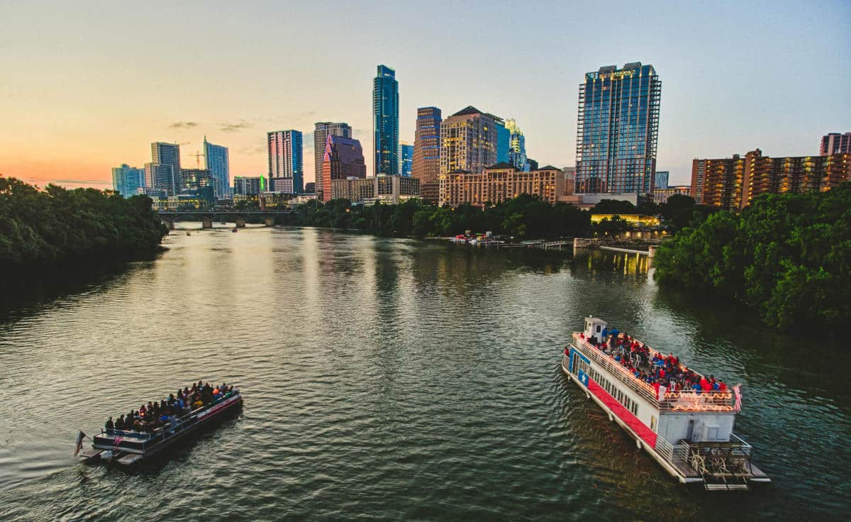 Los Angeles to Austin TX or Vice Versa $97 RT Nonstop Airfares on American or United Airlines BE (Limited Travel Jan-May 2020)