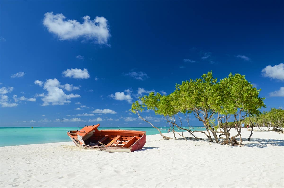 Los Angeles to Aruba $396 RT Airfares on United Airlines BE (Limited Travel February-April 2020)