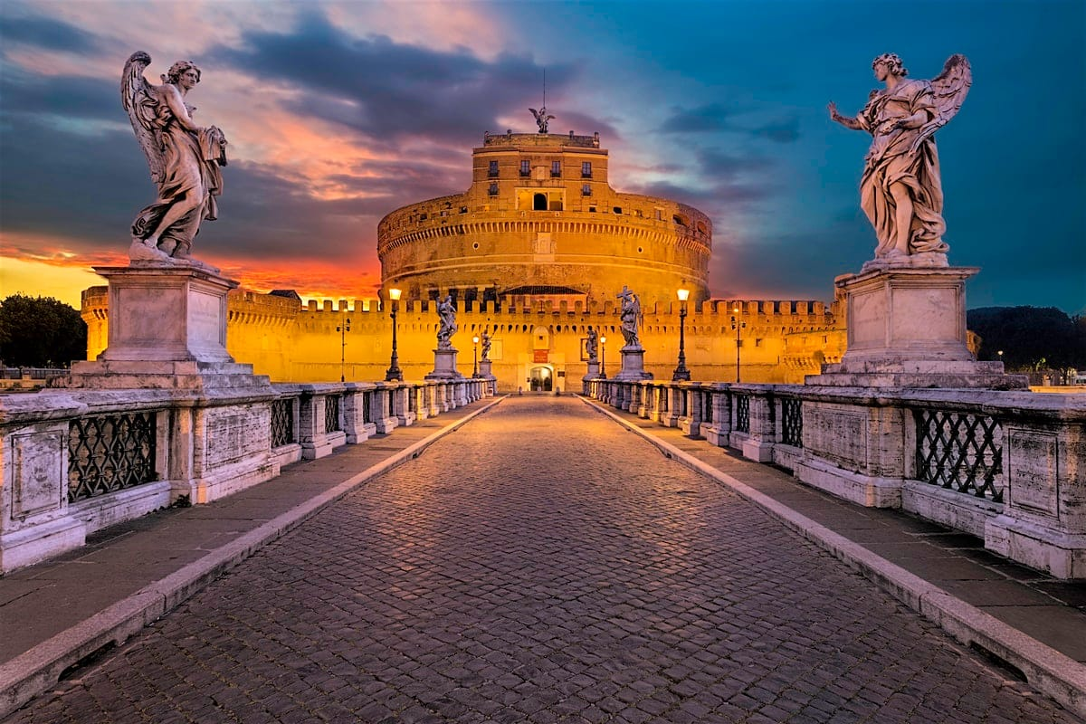 Miami to Rome Italy $363 RT Airfares on Air Italy Economy Lite (Limited Travel February-April 2020)