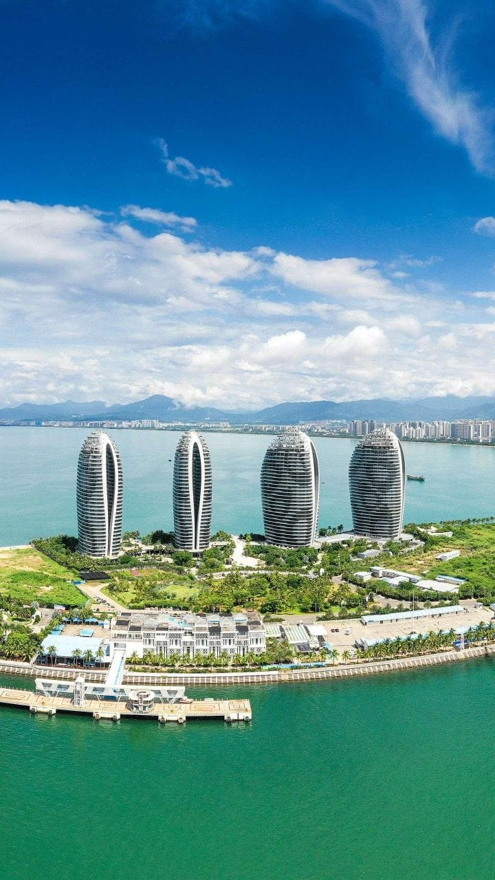 Los Angeles to Sanya Hainan Islands China $394-$428 RT Airfares on China Eastern (Limited Travel February-March 2020)