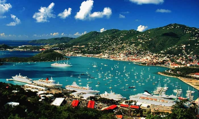 Cleveland OH to St Thomas USVI $279 RT Airfares on United Airlines BE (Travel January-March 2020)