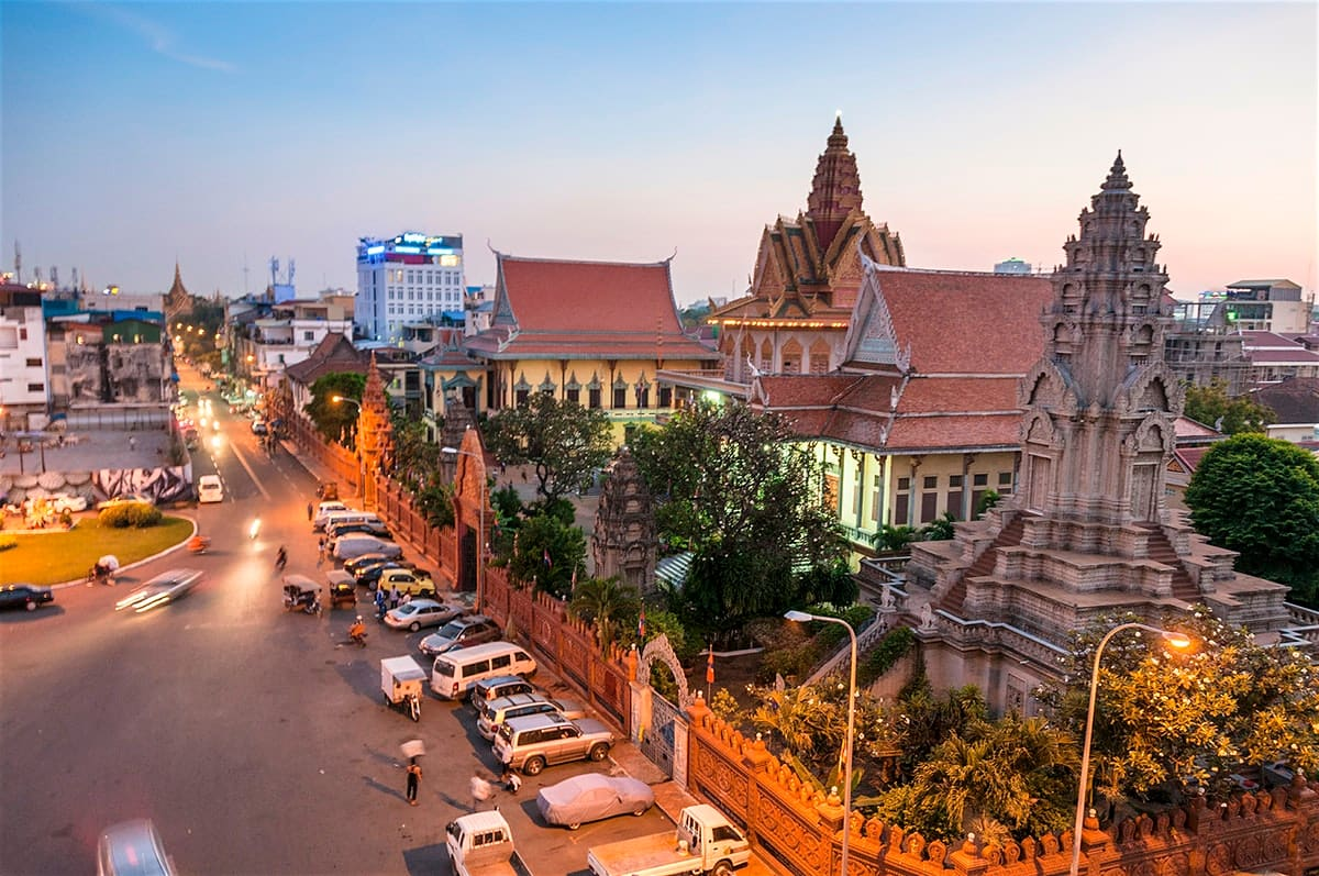 Los Angeles to Phnom Penh, Cambodia $543 RT Airfares on ANA / United Airlines (Travel PEAK SUMMER July 2020)