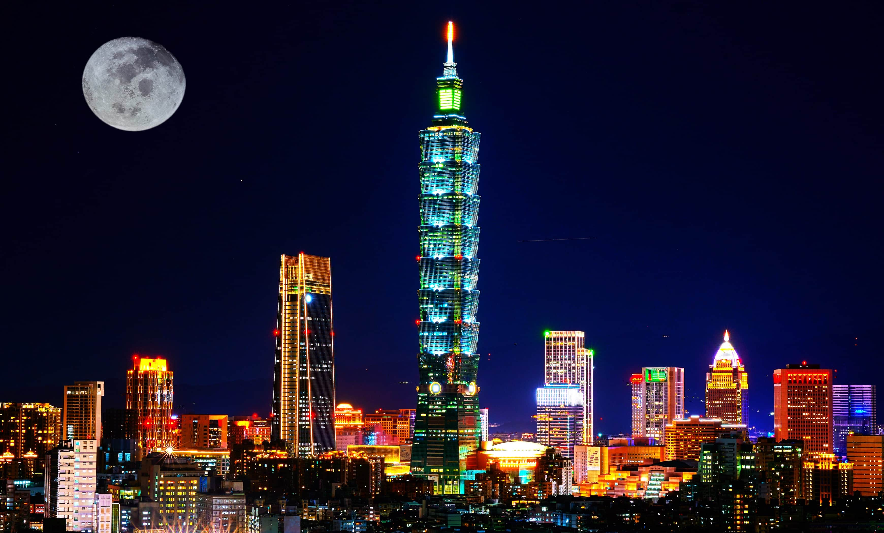 Los Angeles to Taipei Taiwan $375-$388 RT Airfares on Xiamen Airlines (Limited Scattered Travel February-May 2020)