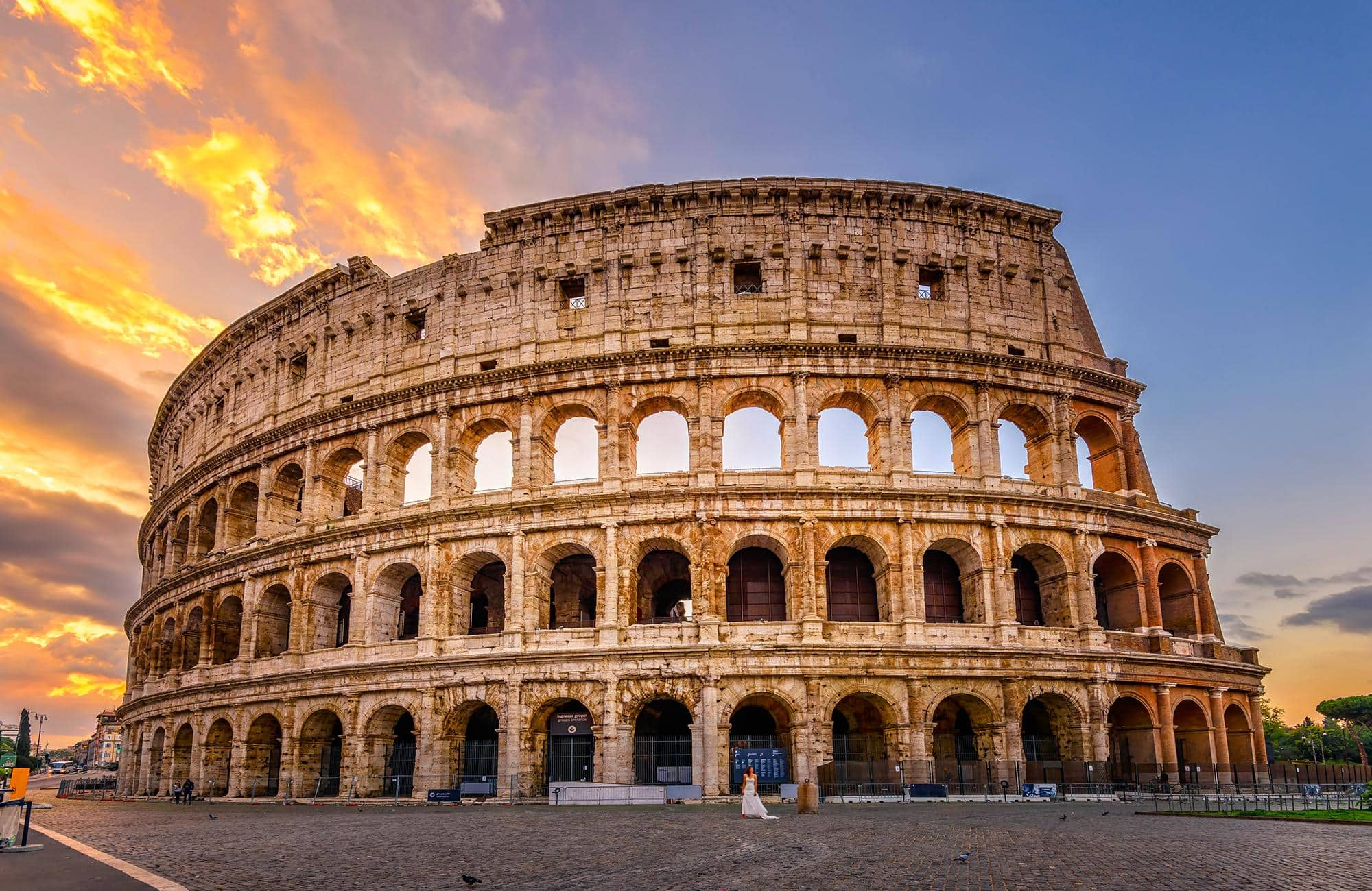 Los Angeles to Rome Italy $303-$331 RT Airfares Swiss / Lufthansa (Limited Travel Aug-October 2020)
