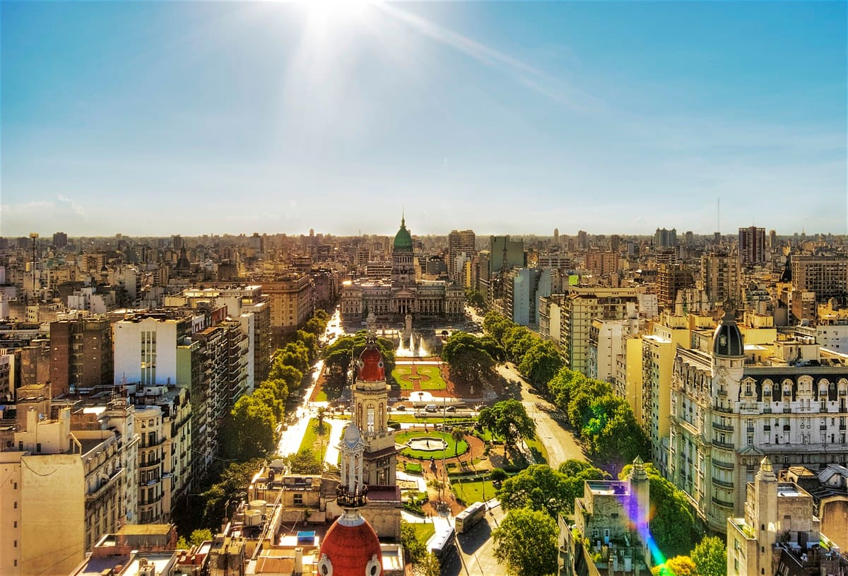 Charlotte NC to Buenos Aires Argentina $527 RT Airfares on United Airlines Main Cabin (Limited Travel April-June; Sept-Nov 2020)