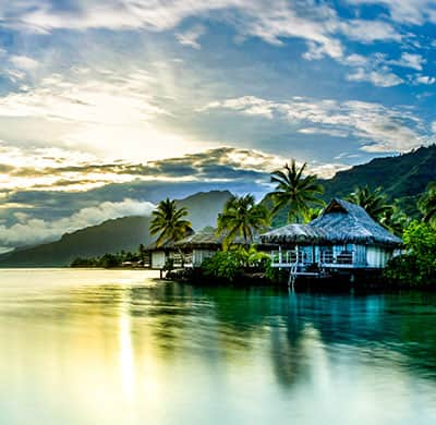 San Francisco to Tahiti / Gateway To Bora Bora French Polynesia $537 RT Nonstop Airfares on United Airlines Main Cabin (Travel October - March 2021)
