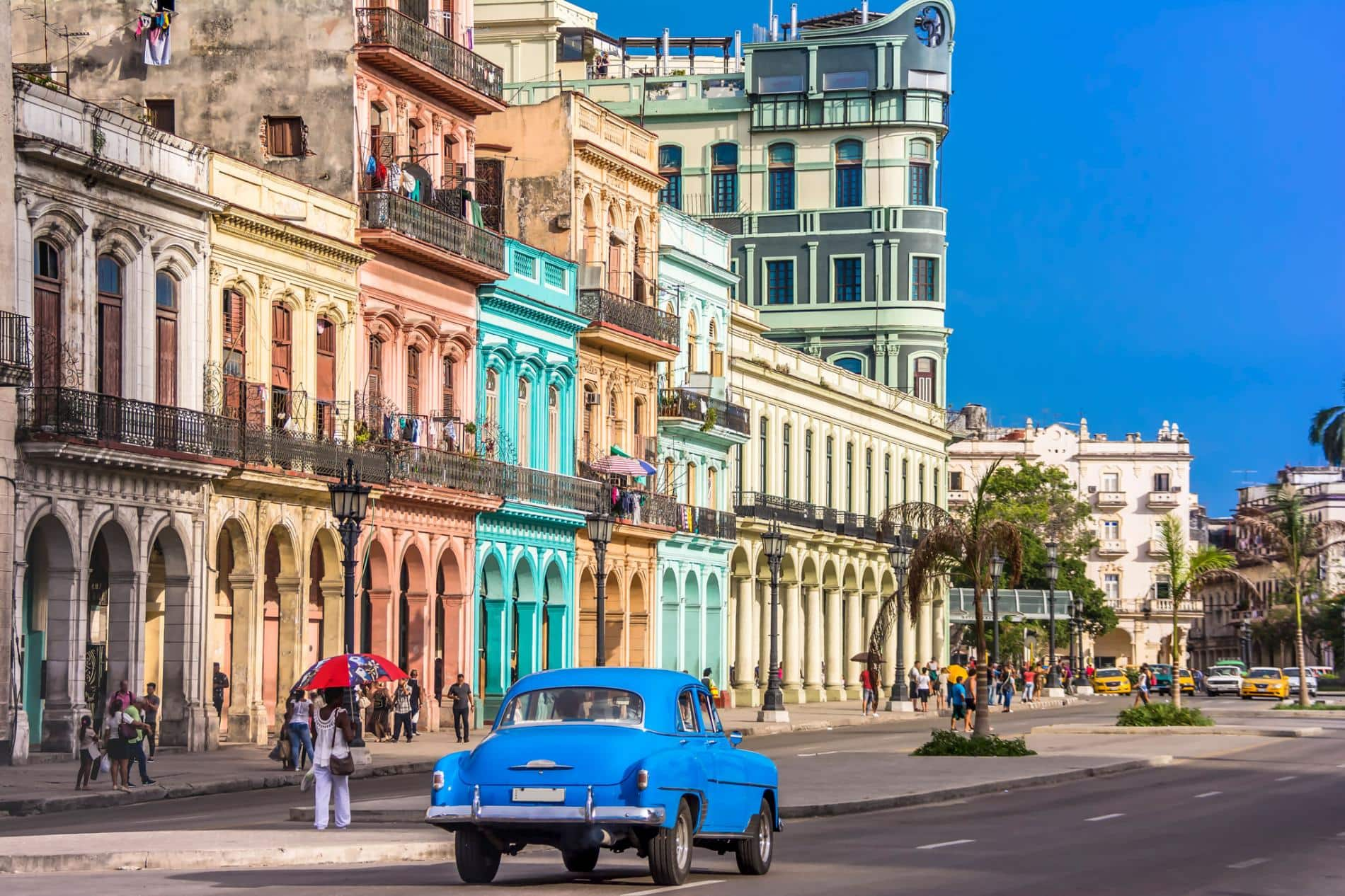 Los Angeles to Havana Cuba $187 RT Airfares on American Airlines Main Cabin (Travel December - March 2021)