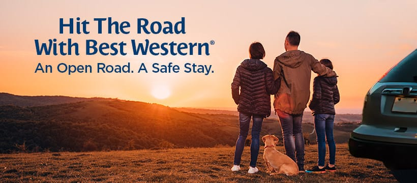 'Hit The Road with Best Western' Promotions for BW Members - Summer 2020