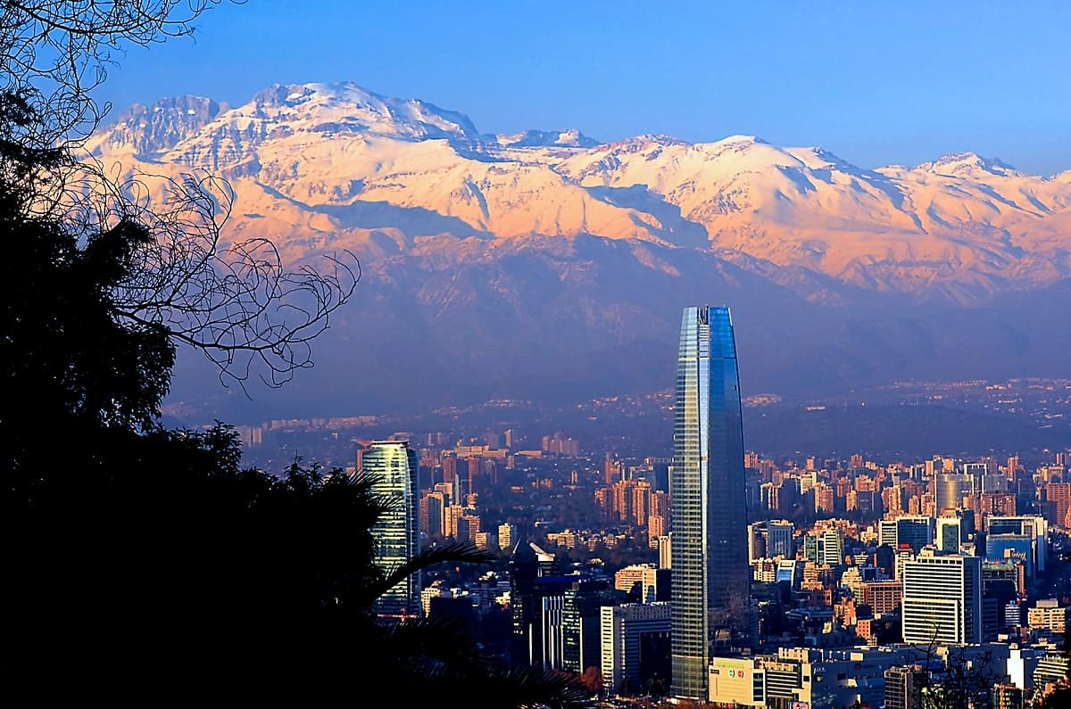 New York to Santiago Chile $390 RT Airfares on LATAM Airlines (Flexible Ticket Travel January - March 2021)