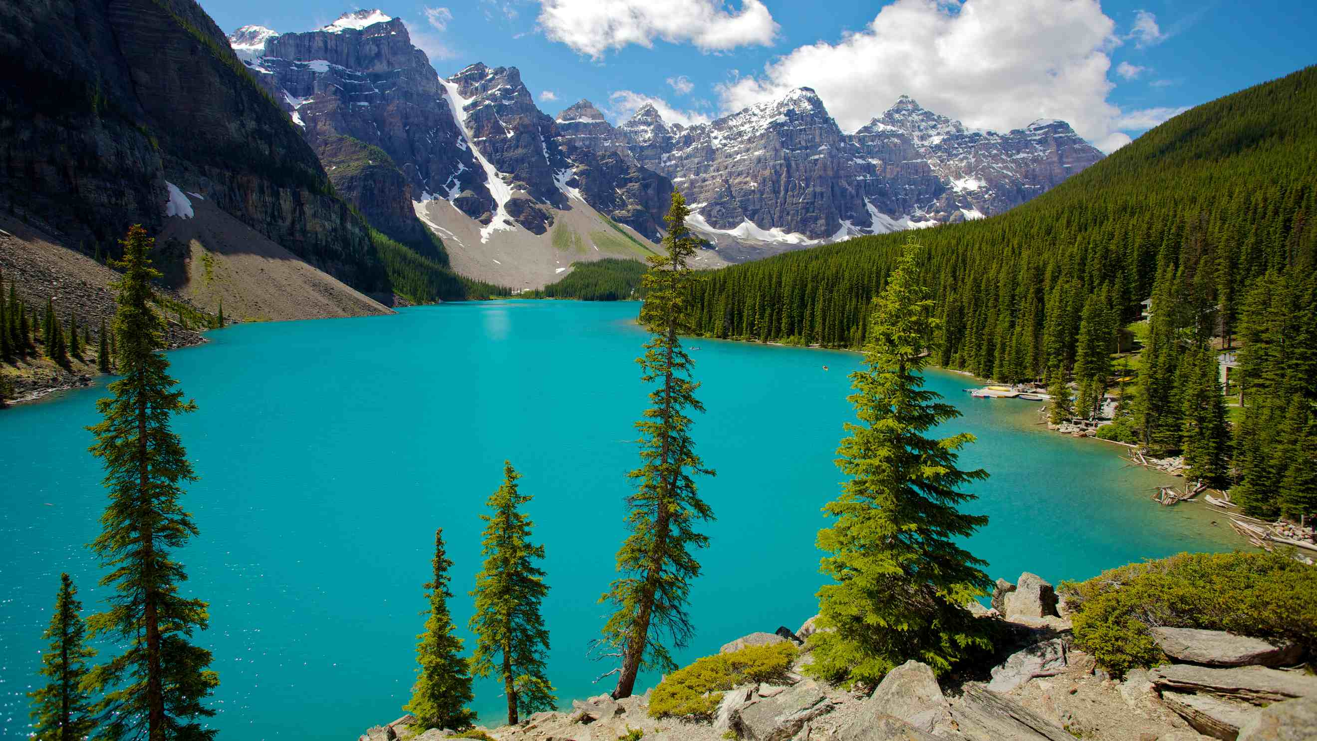 New York to Alberta Canada (Banff National Park) $245 RT Nonstop Airfares on WestJet (Flexible Ticket Travel August - April 2021)