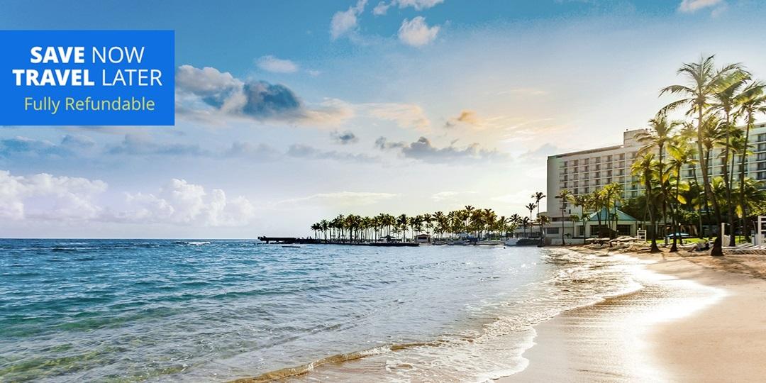 Dallas to San Juan Puerto Rico or Vice Versa $194 RT Airfares on Delta Airlines (Flexible Ticket Travel September - April 2021)