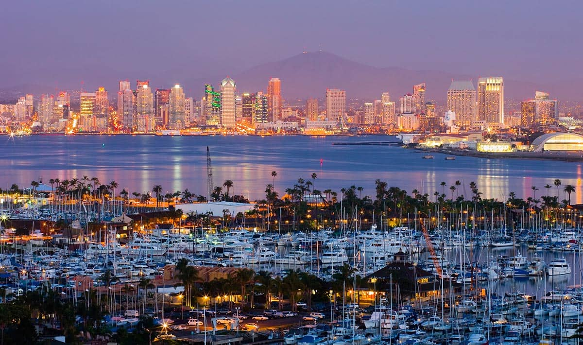 Kansas City to San Diego or Vice Versa $176 RT Airfares on United or American Airlines BE (Travel October - March 2021)