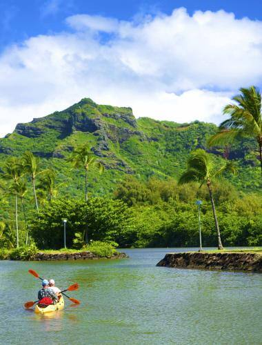 Raleigh NC to Maui, Oahu, Kauai or Kona Hawaii and Vice Versa $456 RT Airfares on United Airlines BE (Travel January - March 2021)