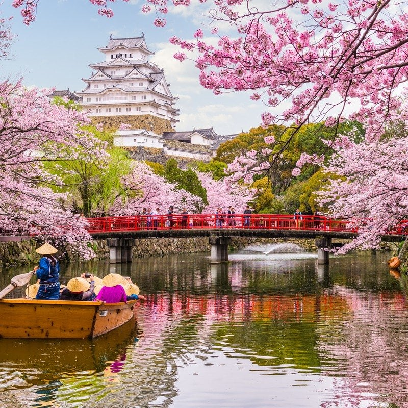 Philadelphia to Tokyo Japan $432 RT Airfares on United Airlines / ANA Main Cabin Economy (Travel January - April 2021)
