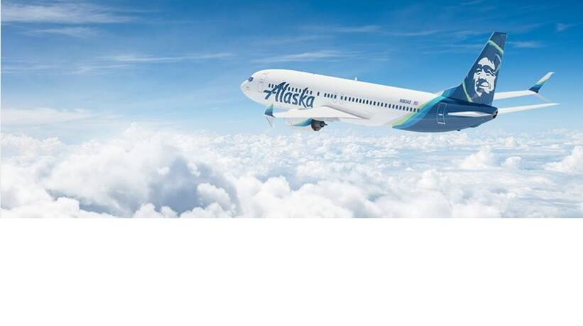 Alaska Airlines - BOGO Free Plus Taxes & Fees Plus Get the Row - Book by September 16, 2020