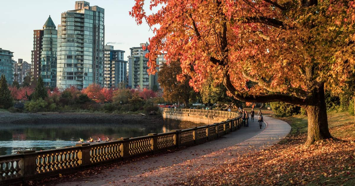 Miami to Vancouver Canada $195 RT Airfares on United or American Airlines (Travel November - June 2021)