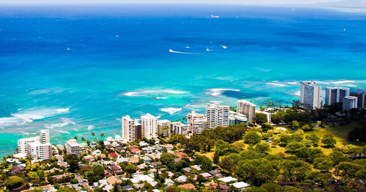 Las Vegas to Honolulu Oahu Hawaii $318 RT Nonstop Airfares on Hawaiian Airlines (Travel January - March 2021)