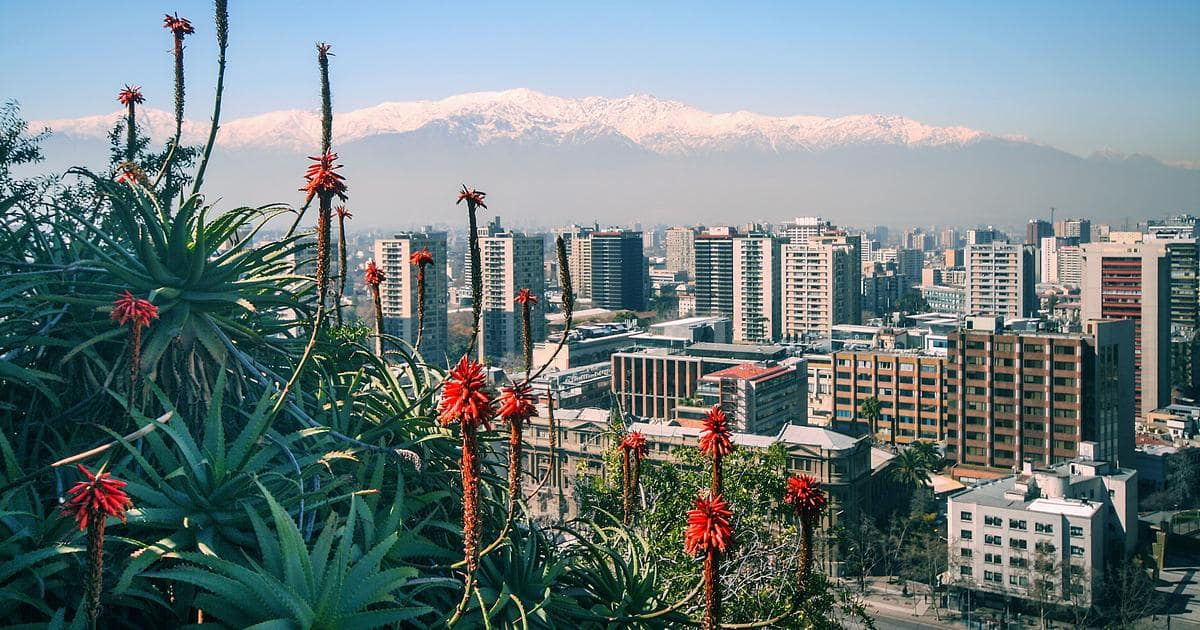 Los Angeles to Santiago Chile $372 RT Airfares on COPA Air (Travel January - June 2021)