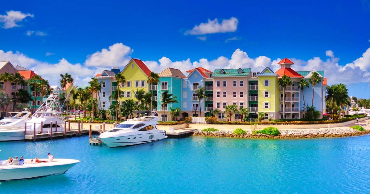 Boston to Nassau Bahamas $282 RT Nonstop Airfares on American Airlines BE (Travel January - April 2021)