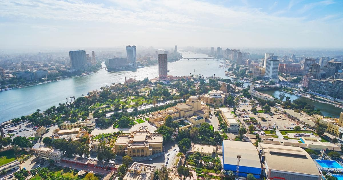 Houston to Cairo Egypt $586 RT Airfares on Lufthansa / United Airlines (Travel January - July 2021)