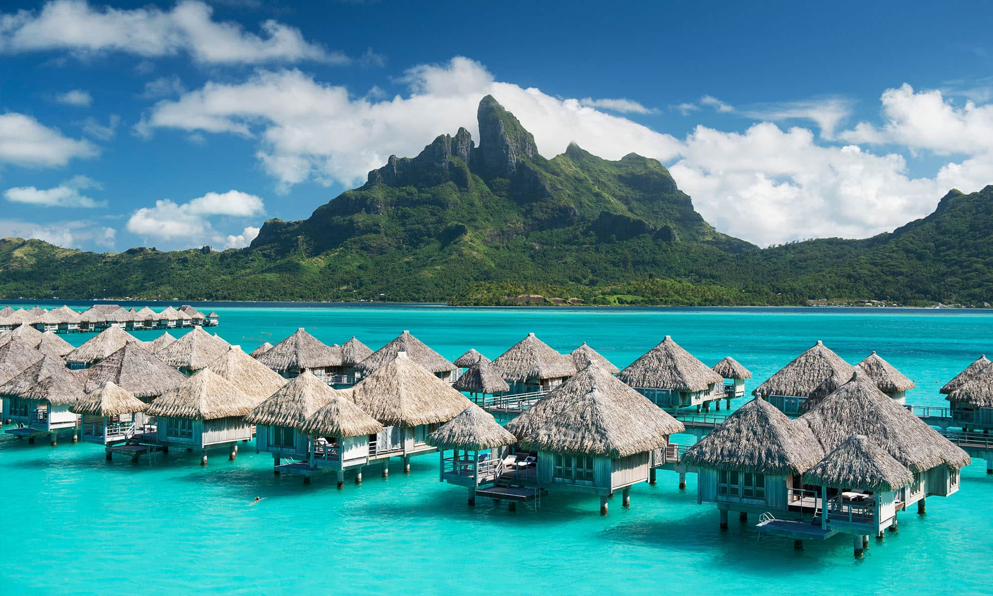 San Franicsco to Tahiti French Polynesia $592-$602 RT Nonstop Airfares on United Airlines Main Cabin (Travel January - April 2021)
