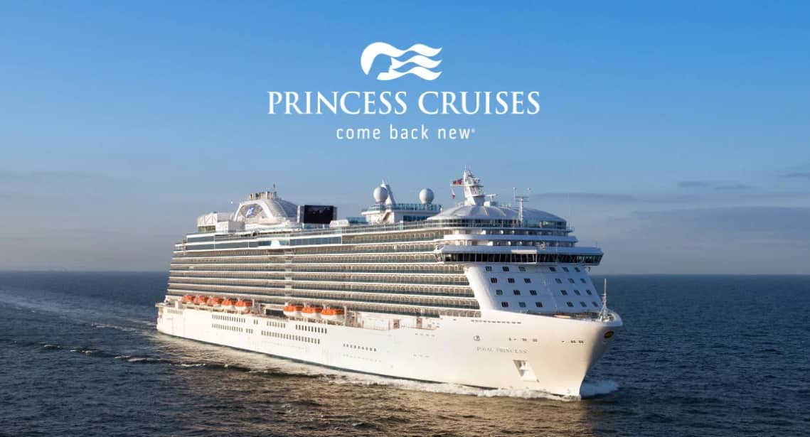 Princess Cruises Holiday Gift Card Bonus Offers - $50 on $500 GC or $100 on $1000 - Expires December 7, 2020