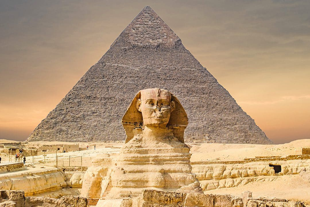 Los Angeles to Cairo Egypt $558 RT Airfares on Air Canada (Limited Travel September - October 2021)