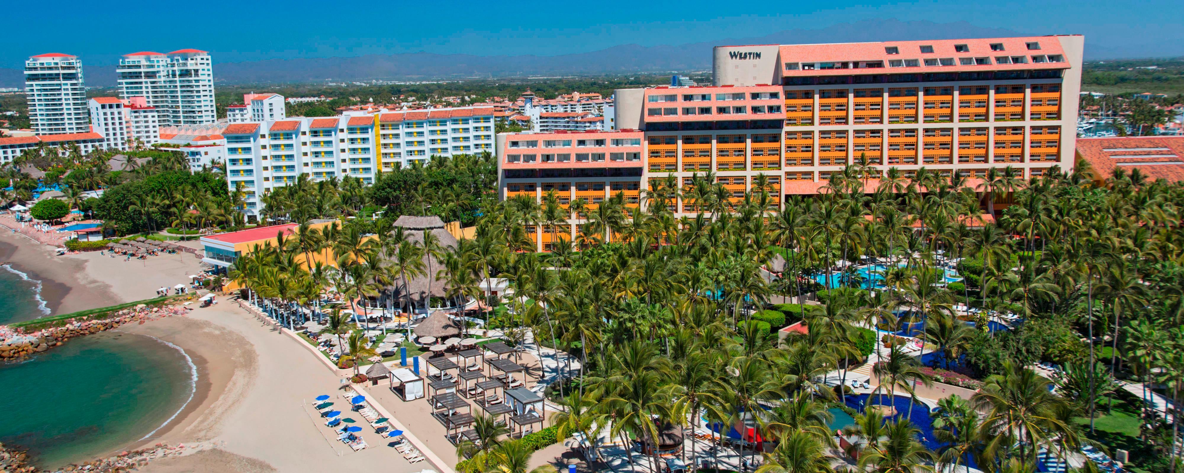 [Mexico] The Westin Resort & Spa, Puerto Vallarta 4-Night for 2 People for $299  (Travel thru October 2021)