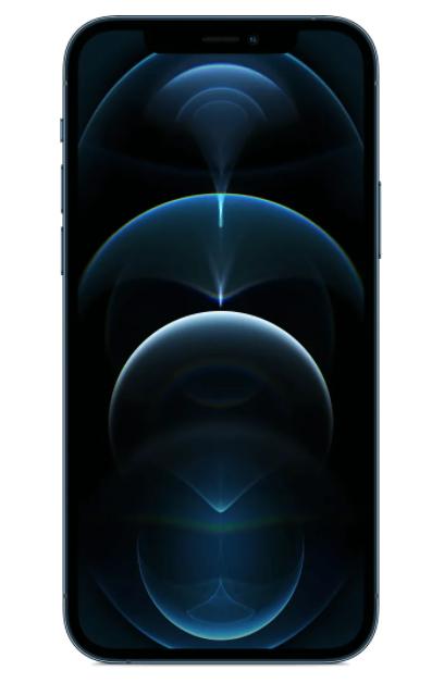 IPhone 12 Pro Pacific Blue 128GB - $720