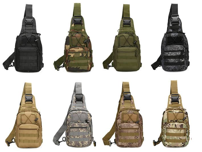 7.99 SHIPPED Outdoor Shoulder Military Tactical Backpack Travel Camping Hiking Trekking Bag $7.99