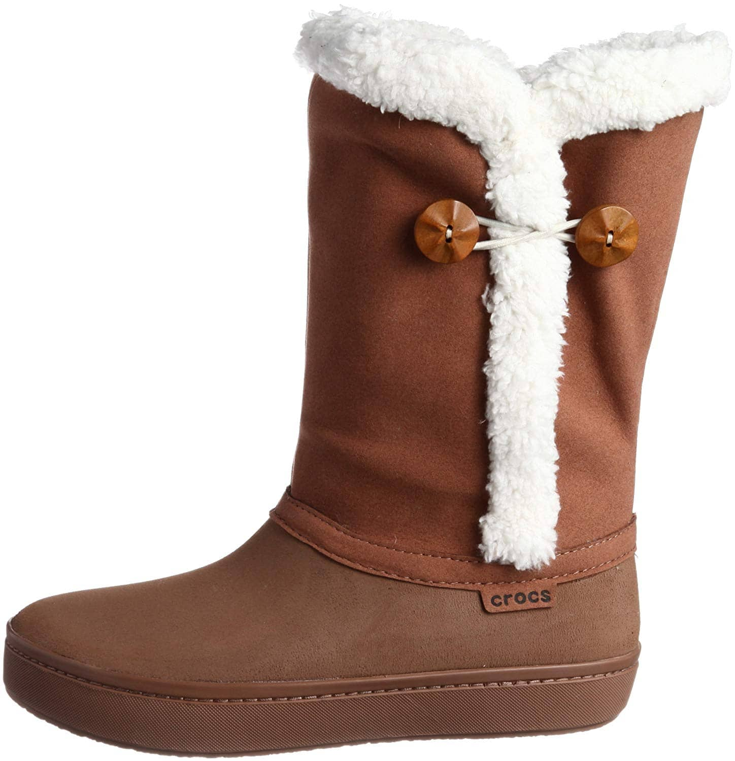 320dfde1fddfb Crocs Winter Boots Clearance Sale on Amazon From $19.99 shipped ...