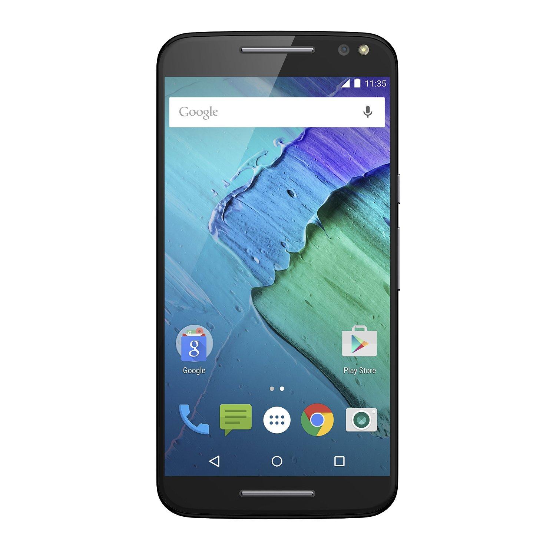 Moto X Pure Edition Unlocked Smartphone, 16GB Black - $239 / 64GB - $319 (U.S. Warranty) Amazon
