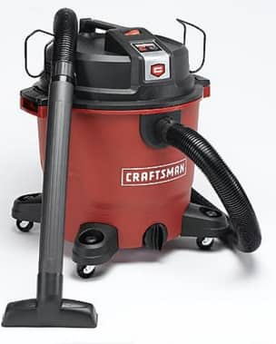 "Craftsman XSP 16 Gallon 6.5 Peak HP Wet/Dry Vac - $79.99 (reg $109) Plus $10.80 SYW Points- Possibly Lower with ""Surprise Points""  Free Ship or In-Store Pickup"