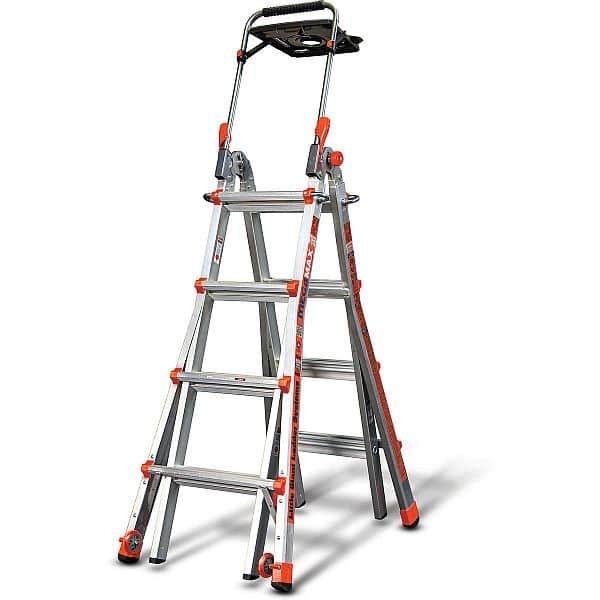 Little Giant MegaMax 17 Telescoping Ladder w/Air Deck - 300lbs Capacity  --> Starting 9/28 to 10/22 - Costco $119.99