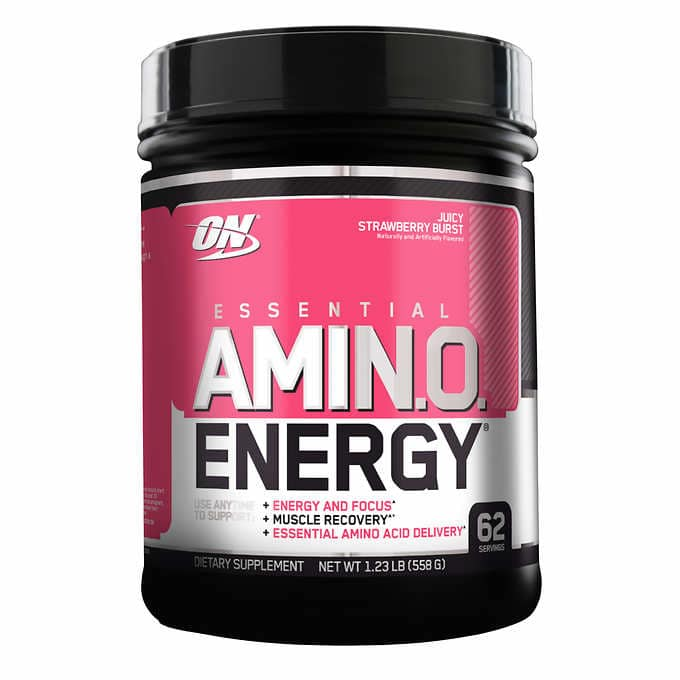 Costco In-Store deal on 65-Servings Optimum Nutrition Amino Energy for 19.99$ $19.99