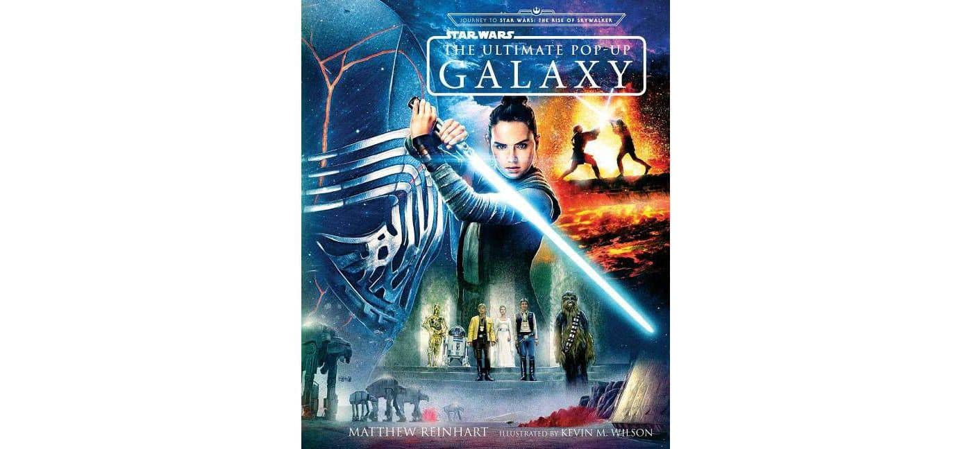 Star Wars:The Ultimate Pop Up Galaxy $33.99