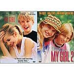 YMMV: Walmart B&M only: My Girl 1&2 DVD incl UV $3.74