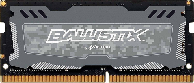 Ballistix Sport LT 8GB DDR4 2400 SODIMM 260-Pin - BLS8G4S240FSDK $66.99