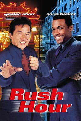 Rush Hour - Digital HD [MA] $4.99
