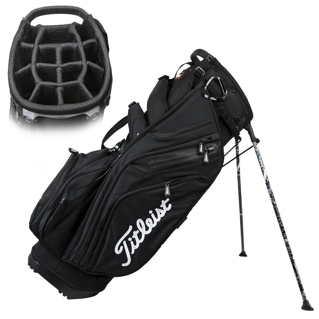 Proozy:Titleist Men's 14 Way Golf Stand Bag (Black) - $115 Plus Free Shipping