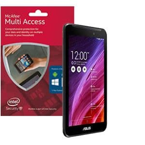 "Tigedirect Mcafee Bundle ASUS MeMO Pad 7"" $35MM Or more After $120 Rebate"