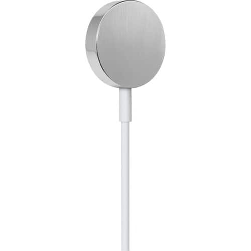 Apple - Apple Watch™ Magnetic Charging Cable (2 m/6.6ft) - White - $28 FS - Fry's NO PROMO CODE (can PM to BB easy)