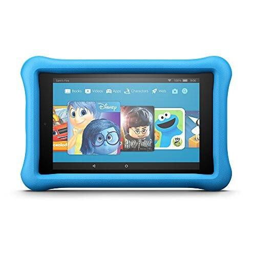 "All-New Fire HD 8 Kids Edition Tablet Sale! 8"" HD Display w/ 32 GB $100 - 7"" 16GB $80 - 2x 8"" $180 - 2x 7"" $150 - FS on all"